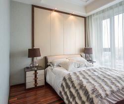 四居120平現代簡約風格臥室裝修設計圖