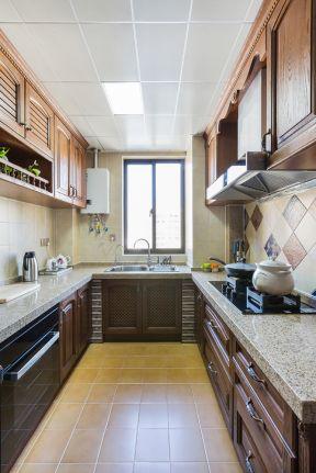 美式風格廚房 美式風格廚房圖片