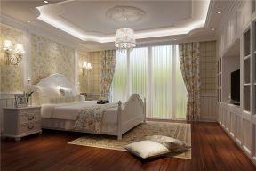 美式臥室設計效果圖 美式臥室效果圖