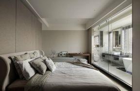 卧室现代简约 卧室现代简约风格效果图