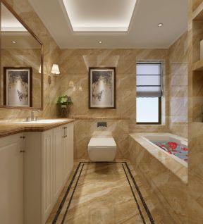 简欧卫生间装修效果图大全 简欧卫生间装修效果图 简欧卫生间效果图
