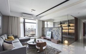现代简约风格客厅沙发 现代简约风格客厅装修效果图大全