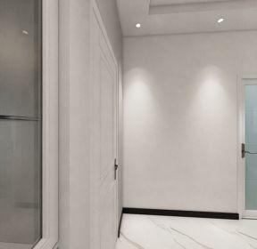 101平米三居室現代風格踢腳線裝修設計圖-每日推薦