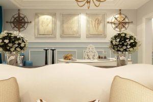 300平米六层自建房现代风格装修效果图