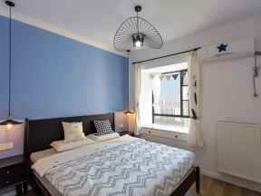 现代简约卧室图 现代简约卧室软装修