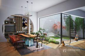 中式風格茶室裝修效果圖 中式風格茶室