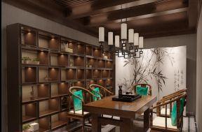 美式書房裝飾 美式書房裝修