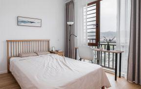 現代簡約臥室效果圖 現代簡約臥室圖片大全
