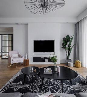 現代簡約客廳效果圖大全2019圖片 現代簡約客廳效果圖