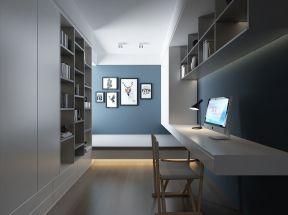 現代書房裝修效果圖 現代書房裝修設計圖