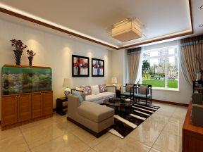 新中式客廳裝修效果圖大全 新中式客廳裝修效果圖片