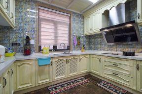 美式鄉村風格廚房 美式鄉村風格裝修案例