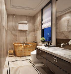 浴桶設計 衛生間裝修效果圖片