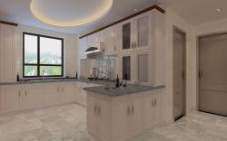 現代簡約風格140平三居室廚房裝修