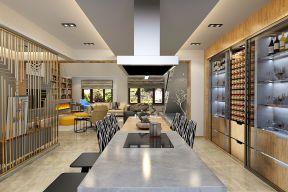 現代風格餐廳裝修效果圖大全 現代風格餐廳裝修效果圖