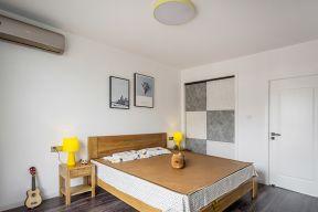 北歐風格臥室效果圖 北歐風格臥室設計圖片