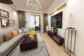 现代简约风格客厅装修图片 现代简约风格客厅装修