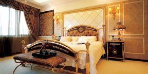 臥室床尾凳效果圖 臥室床尾凳