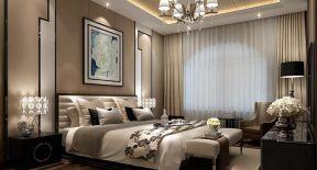 新中式臥室裝修效果圖大全2019圖片 新中式臥室裝修效果圖大全