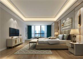 現代風臥室裝修效果圖 現代風臥室效果圖