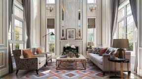 輕奢客廳設計 輕奢客廳裝修效果圖