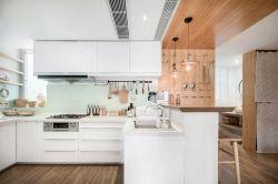 北歐風格三居138平廚房裝修圖片全集