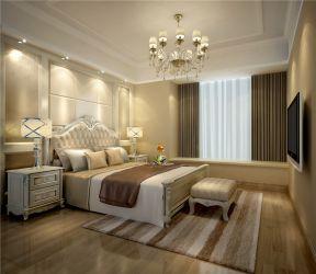 歐式風格臥室圖片 歐式風格臥室裝修效果圖