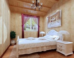臥室壁紙裝潢效果圖 臥室壁紙裝修效果
