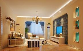 客廳天花板裝修效果圖 客廳天花板