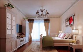 臥室壁櫥顏色 臥室壁櫥裝修圖