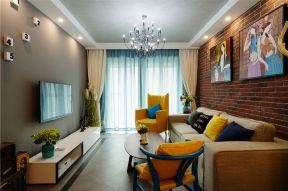 東南亞風格客廳裝修設計圖片 東南亞風格客廳裝修效果圖