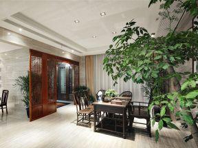 中式茶室装修效果图大全 中式茶室设计图片