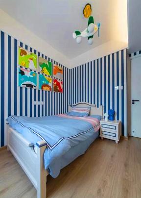藍色壁紙效果圖 藍色壁紙圖片