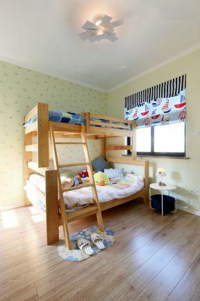 現代簡約兒童房 簡約兒童房裝修圖