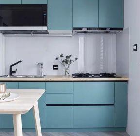 小户型60平现代简约风格厨房装修设计效果图-每日推荐