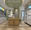現代風格80平米眼鏡店門面吊頂設計圖片
