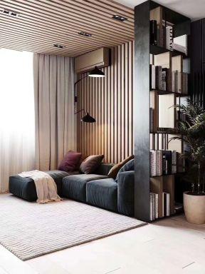 現代簡約客廳沙發效果圖 現代簡約客廳沙發裝修效果圖