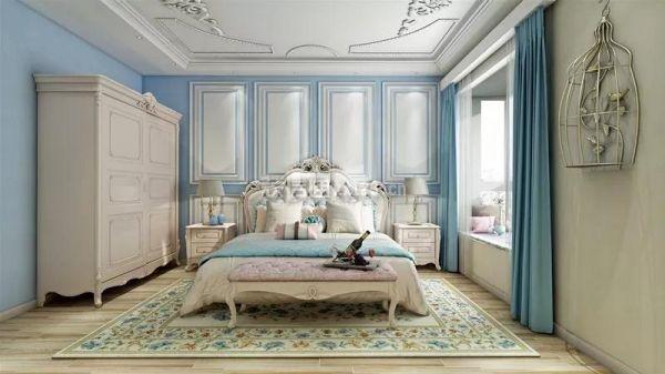 触漫背景素材卧室