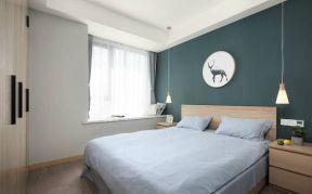 现代简约卧室装修 现代简约卧室设计图
