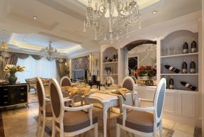歐式風格餐廳背景墻 歐式風格餐廳背景墻效果圖