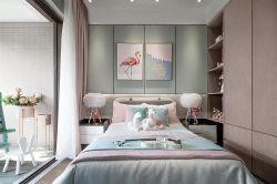 三居120平現代風格臥室家裝圖片全集