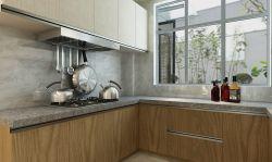 現代簡約風格120平三居室廚房裝修效果圖