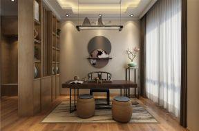 中式书房装饰效果图 中式书房装修设计