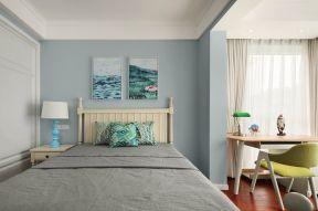 美式臥室裝修效果圖大全圖片 美式臥室裝飾