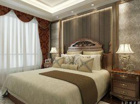美式風格臥室效果圖 美式風格臥室家具