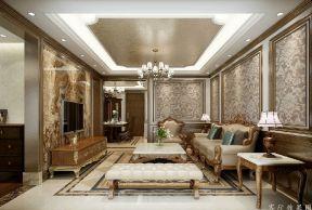 美式風格客廳效果圖 美式風格客廳裝修圖片