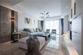 现代简约客厅设计 现代简约客厅实景图