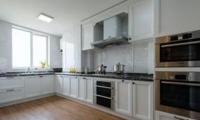 美式风格厨房装修效果图 美式风格厨房装修图片