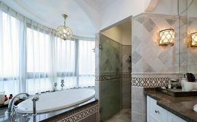 衛生間浴缸設計 衛生間浴缸