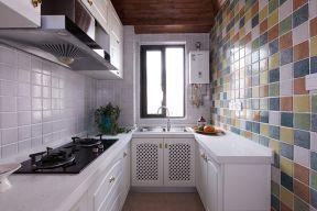 廚房墻面瓷磚貼圖 廚房墻面瓷磚效果圖片